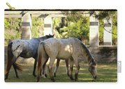 Wild Horses Of Cumberland Carry-all Pouch