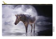 Wild In The Moonlight Carry-all Pouch