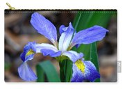 Wild Iris 3 Carry-all Pouch