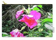 Wild Irish Rose Carry-all Pouch