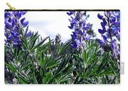 Wild Lupines Carry-all Pouch