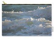 Wild Mediterranean Waves Carry-all Pouch