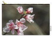 Wild Mountain Blossoms Carry-all Pouch