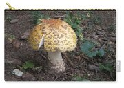 Wild Mushroom 1 Carry-all Pouch