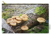 Wild Mushrooms 2 Carry-all Pouch