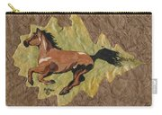 Wild Mustang #4 Carry-all Pouch