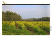 Wild Mustard Fields Carry-all Pouch
