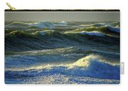 Wild Ocean - Cape Cod National Seashore Carry-all Pouch