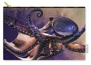 Wild Octopus Carry-all Pouch