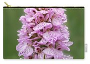 Wild Pink Spotted Orchid Carry-all Pouch
