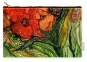 Wild Poppies - Organica Carry-all Pouch