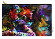 Wild Puma Colors Carry-all Pouch
