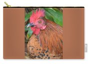 Wild Rooster Carry-all Pouch