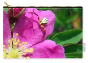 Wild Rose And The Spider Carry-all Pouch