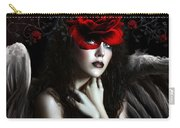 Wild Rose Angel  Carry-all Pouch