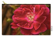 Wild Rose As Oil Carry-all Pouch