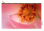 Wild Rose Bowl  Carry-all Pouch