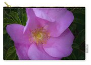 Wild Rose Carry-all Pouch by Garvin Hunter