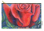 Wild Rose One Carry-all Pouch