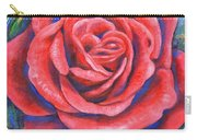 Wild Rose Three Carry-all Pouch