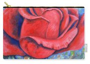 Wild Rose Two Carry-all Pouch
