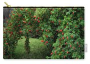 Wild Rosehips Carry-all Pouch