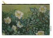 Wild Roses Saint-remy-de-provence, May-june 1889 Vincent Van Gogh 1853 - 1890 Carry-all Pouch