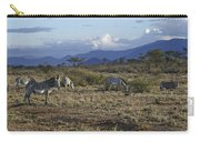 Wild Samburu Carry-all Pouch