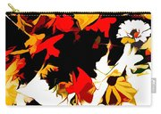 Wild Side Of A Flower Carry-all Pouch