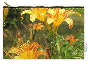 Wild Tiger Lilies Carry-all Pouch