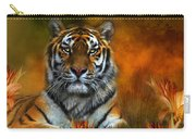 Wild Tigers Carry-all Pouch