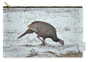 Wild Turkey - Meleagris Gallopavo Carry-all Pouch