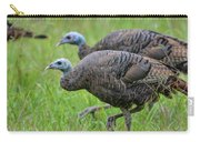 Wild Turkey In Shiloh Military Park Carry-all Pouch