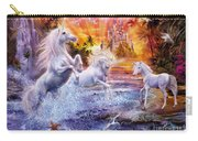 Wild Unicorns Carry-all Pouch