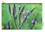 Wild Vervain Carry-all Pouch