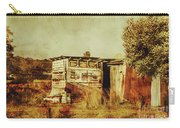 Wild West Australian Barn Carry-all Pouch