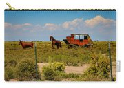 Wild West Ranch Art  Carry-all Pouch