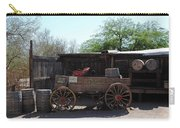 Wild West Still Life Carry-all Pouch