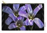 Wild Wildflowers Carry-all Pouch