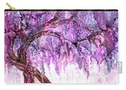 Wild Wisteria 2 Carry-all Pouch