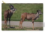 Wildebeest I Carry-all Pouch