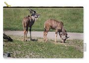Wildebeest II Carry-all Pouch