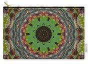 Wilder Flower Mandala Carry-all Pouch