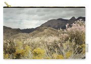 Wildflower Mountain Carry-all Pouch by Andrea Hazel Ihlefeld