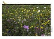 Wildflower Surprise Carry-all Pouch