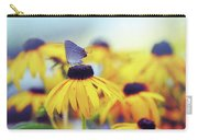 Wildflower Visitor Carry-all Pouch