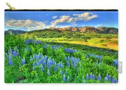 Wildflower Wonder Carry-all Pouch
