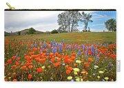 Wildflower Wonderland 5 Carry-all Pouch