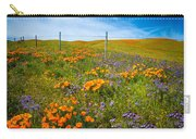 Wildflower Wonders Of The High Desert Carry-all Pouch