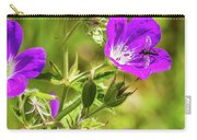 Wildflowers - 1 Carry-all Pouch